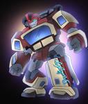 Ironhide's Devil Trigger by NickOnPlanetRipple