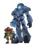 Federation Force Mech by NickOnPlanetRipple