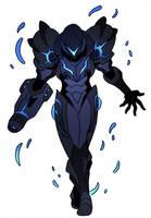 Samus Returns Phazon Suit