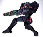 Samus Returns Phazon Suit 2