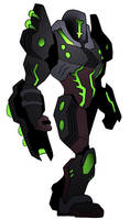 Sylux Nuke Nucleonic Suit