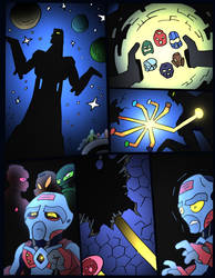The Toa- 111- Pieces of The Great Spirit