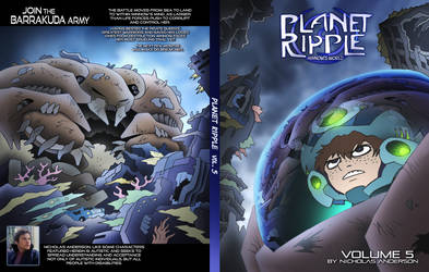 Planet Ripple: Volume 5 Cover