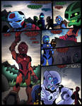 The Toa- 116- Tahu's Speech by NickOnPlanetRipple