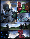 The Toa- 117- Kopaka's Retort by NickOnPlanetRipple