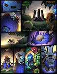 The Toa- 134- Trapped by NickOnPlanetRipple