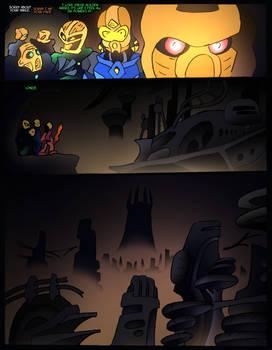 The Toa- 160- Darkened City