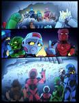 The Toa- 224- Heroes Return