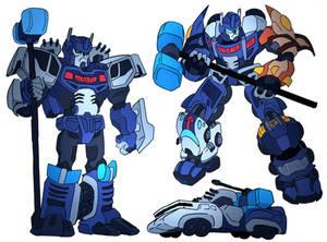 Combiner Wars Elite Guard