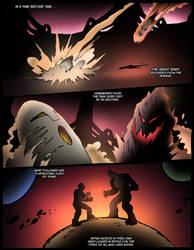 Bionicle, Nova Orbis Issue 0- Page 1