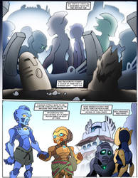 Bionicle, Nova Orbis Issue 0- Page 3