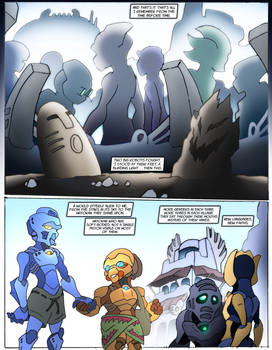 Bionicle, Nova Orbis Issue 0- Page 3