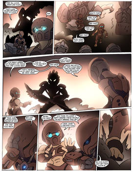 Bionicle, Nova Orbis Issue 0- Page 9