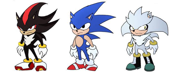 Bruce Timm Hedgehogs