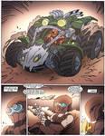 Bionicle, Nova Orbis Issue 1- Page 5