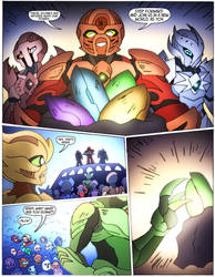 Bionicle, Nova Orbis Issue 1- Page 17