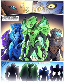 Bionicle, Nova Orbis Issue 1- Page 18