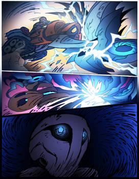 Bionicle, Nova Orbis Issue 1- Page 21