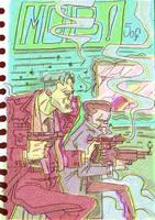 GANG DES DEUX by Balak01