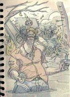 HEINRICH ET BOLOU'NGA by Balak01