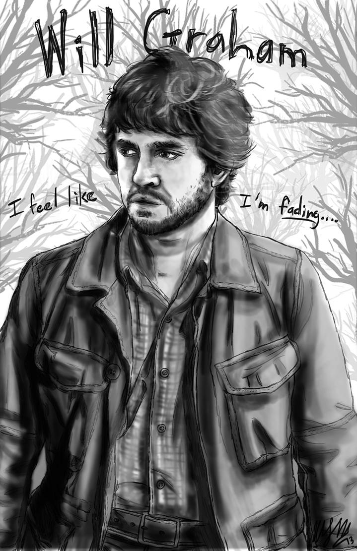 Commission - Will Graham by PrincePyro