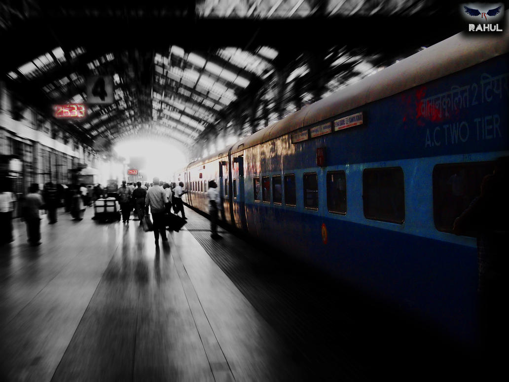 Indian railwayss-the way i c dem by rahulsilverfang