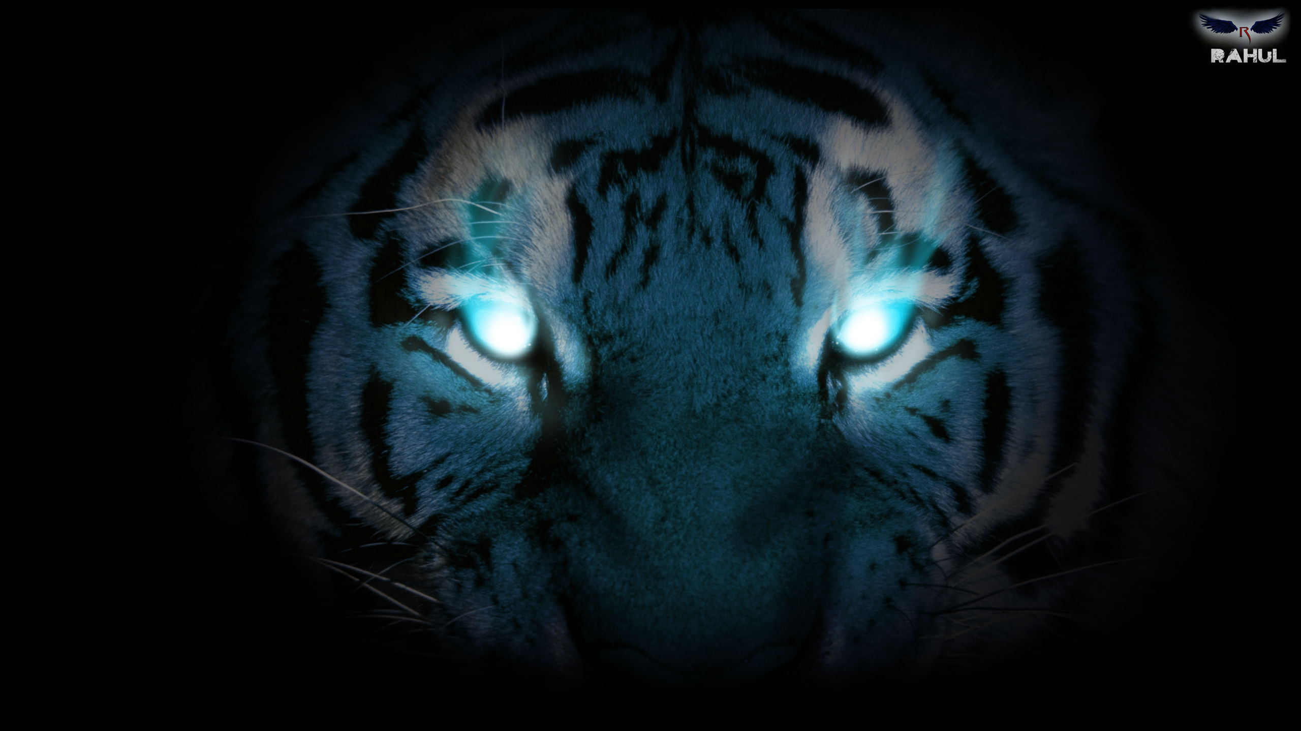 Best Wallpaper Cat Mystical - mystical_tiger_by_rahulsilverfang-d4nqqlg  Pictures_99254 .jpg