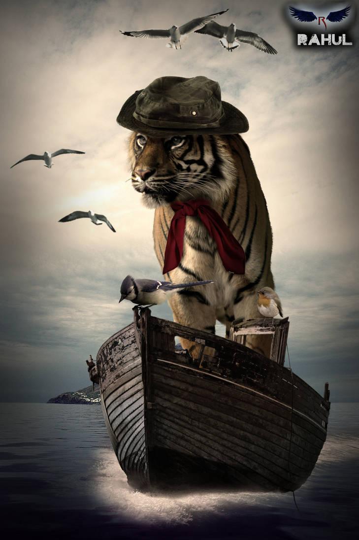 Sail AWAY.... by rahulsilverfang