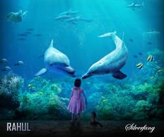 Underwater Love by rahulsilverfang
