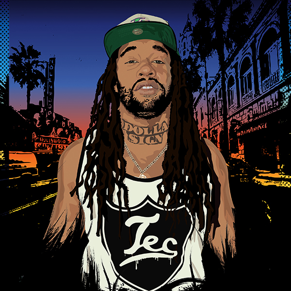 Ty dolla sign by tecnificent on deviantart - Ty dolla sign hd wallpaper ...