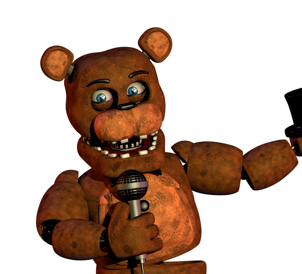 Unwithered Freddy Fan Made Fnaf 2 Teaser By BonnieArtTV On