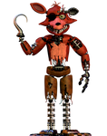 Withered Foxy Hall
