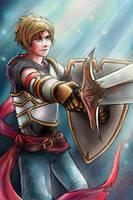 Jaune Arc by sarahlrn