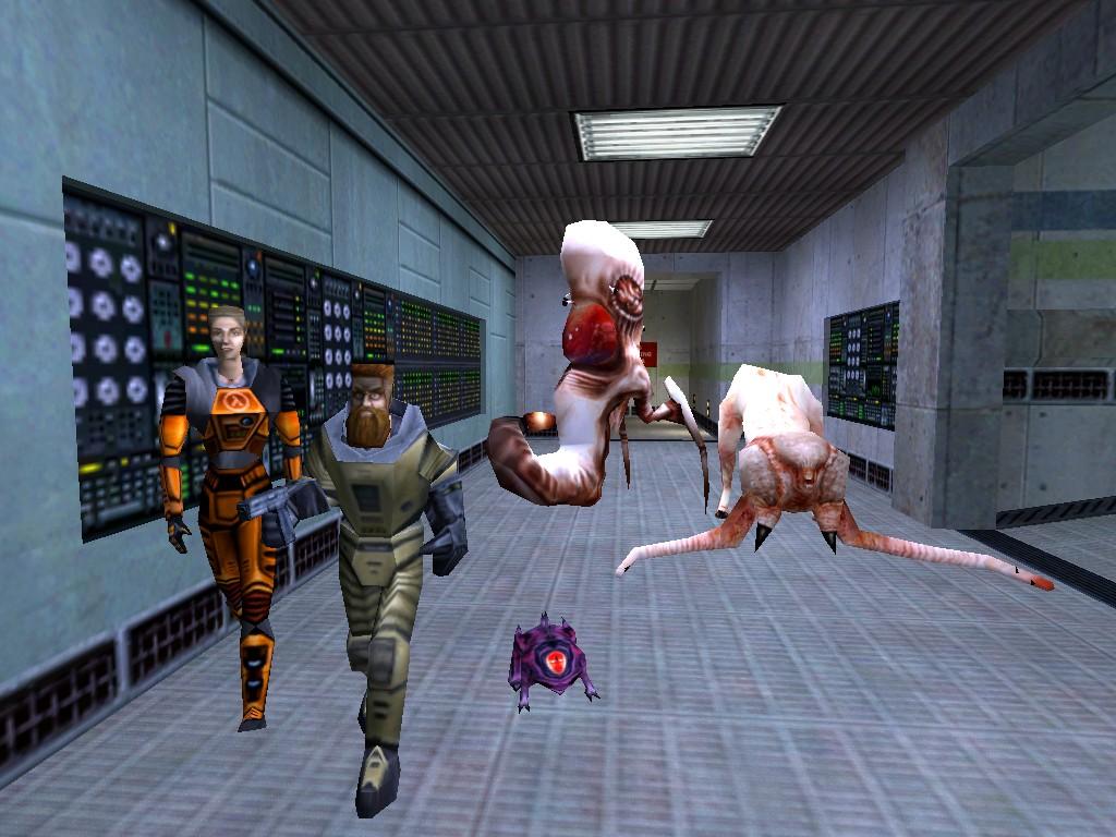 Скачать торрент игру half-life (1998) бесплатно без регистрации и без рейтинга