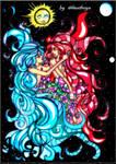 Love is power... by Almatheya-Andra