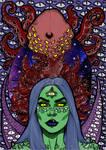Cosmic Horror by Almatheya-Andra
