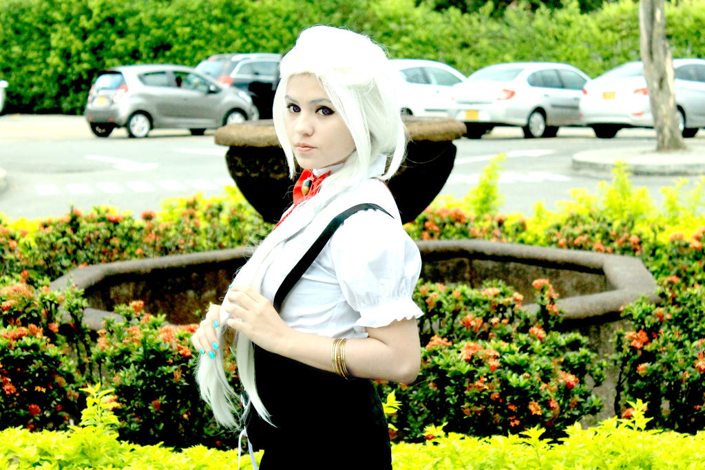 Nona - Death Parade by MundoAnime