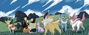 Enter! Aroma Meadow!! by yatocommish