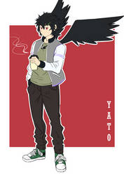 [COMMISSION]Espresso by yatocommish