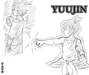 [COMMISSION] Prologue: Yuujin by yatocommish