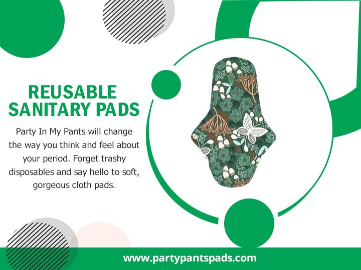 Reusable Sanitary Pads