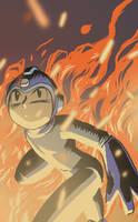Quick Megaman by HebrewGod