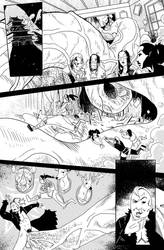 This is Hardcore: Page 08 issue 3 by HebrewGod
