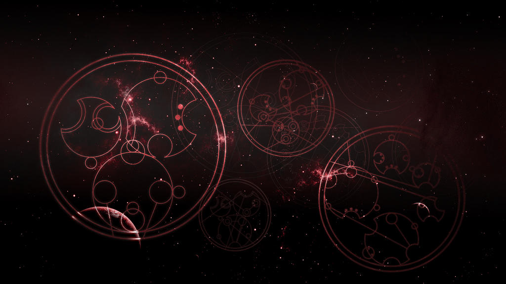 gallifreyan symbols wallpaper - photo #9