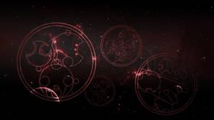Gallifreyan space Desktop by Jon-jonz
