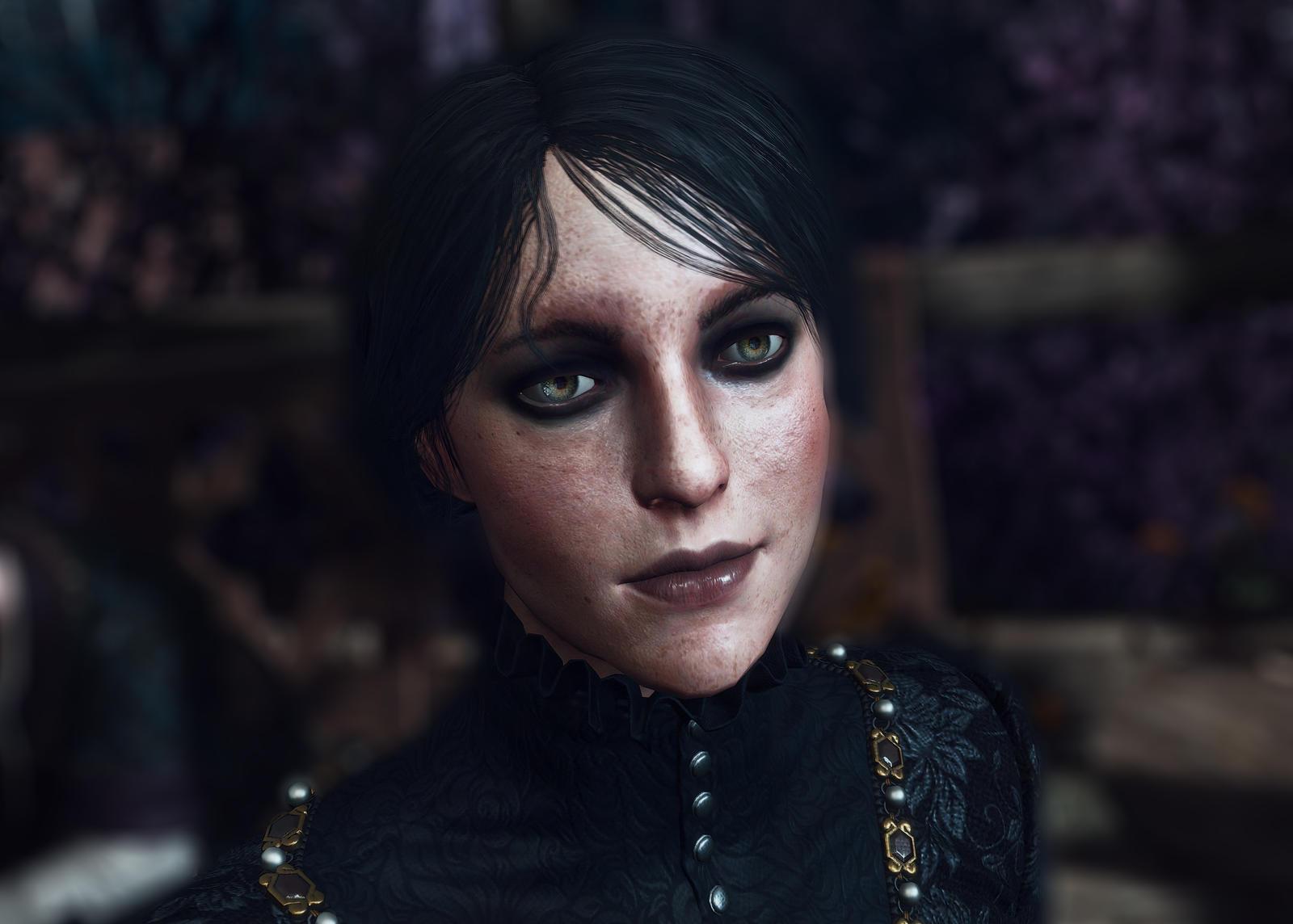 Iris Von Everec By Elisacrowley On Deviantart