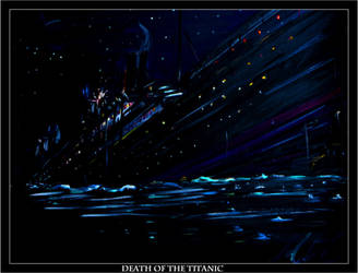 Death of Titanic by Jimmy-C-Lombardo