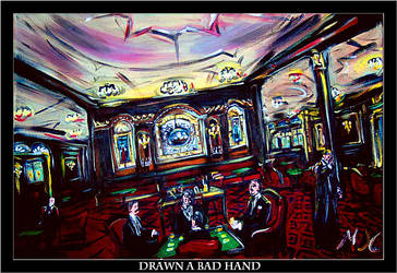 Drawn a Bad Hand by Jimmy-C-Lombardo