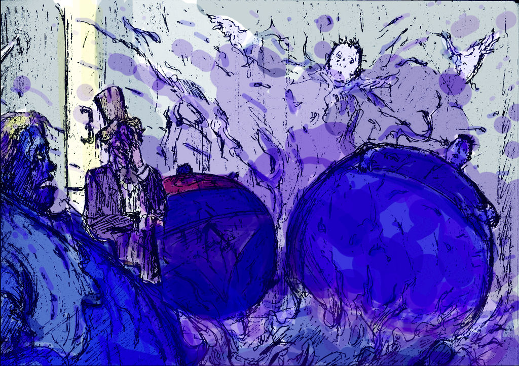 Commission: Blueberry Boys (Part 4)