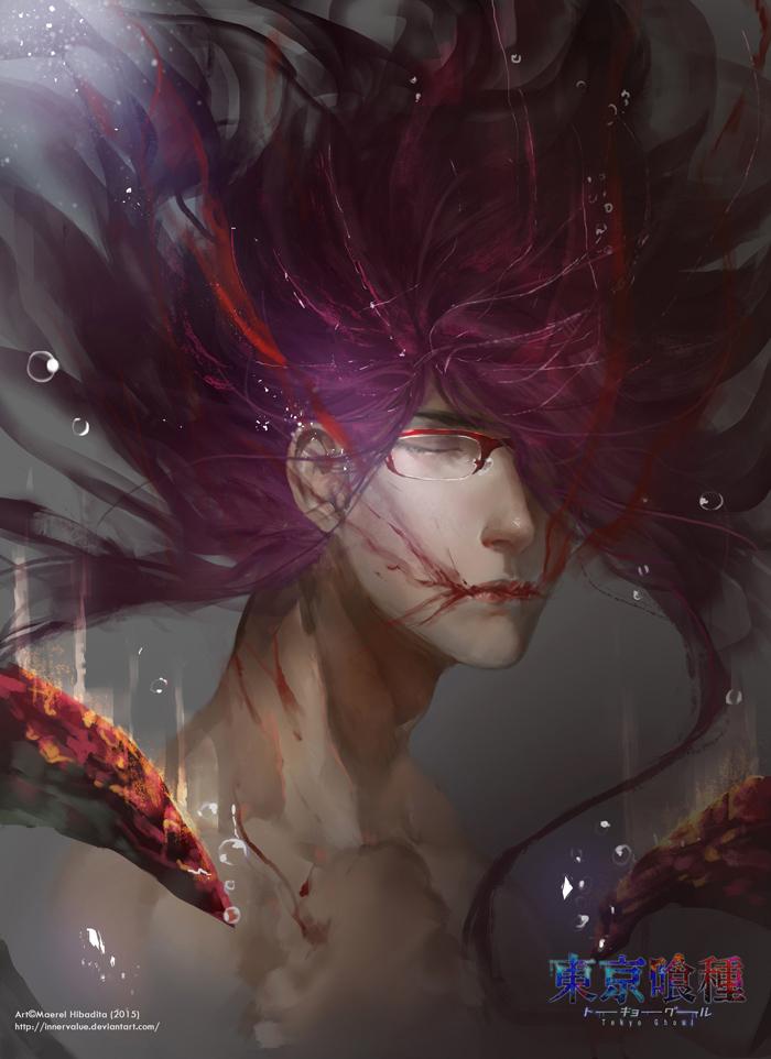 Rize Tokyo Ghoul Genderbender by Innervalue